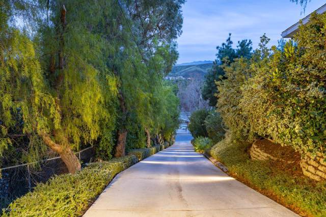 28252 Foothill Drive, Agoura Hills, CA 91301 (#220000979) :: Lydia Gable Realty Group