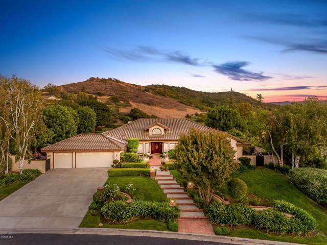 2354 Watertown Court, Thousand Oaks, CA 91360 (#220000988) :: Lydia Gable Realty Group
