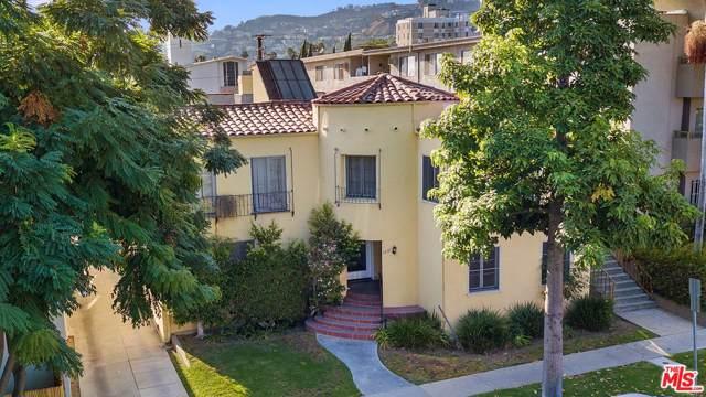 1237 N Orange Grove Avenue, West Hollywood, CA 90046 (#20548116) :: The Agency