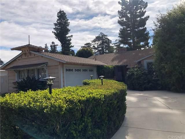 13444 Cumpston Street, Sherman Oaks, CA 91401 (#SR20018434) :: SG Associates