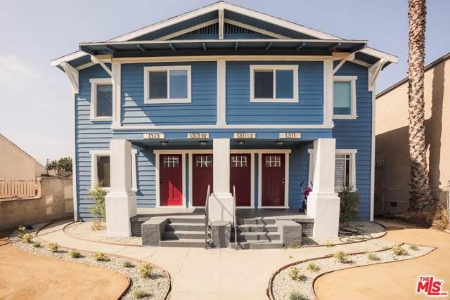 1311 Roland Curtis Place, Los Angeles (City), CA 90062 (#20548156) :: SG Associates
