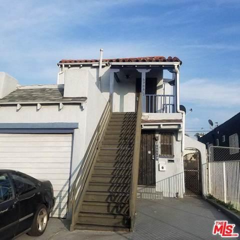 6906 S Van Ness Avenue, Los Angeles (City), CA 90047 (#20547084) :: The Agency