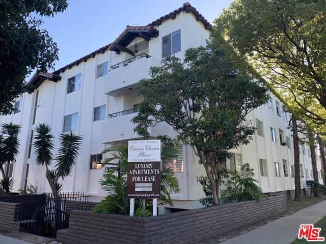 1102 11TH Street #207, Santa Monica, CA 90403 (#20548016) :: SG Associates