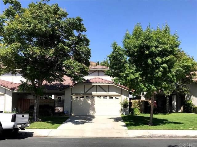 15919 Ada Street, Canyon Country, CA 91387 (#SR20019105) :: SG Associates