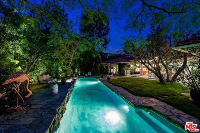1451 Blue Jay Way, Los Angeles (City), CA 90069 (#20548092) :: Randy Plaice and Associates