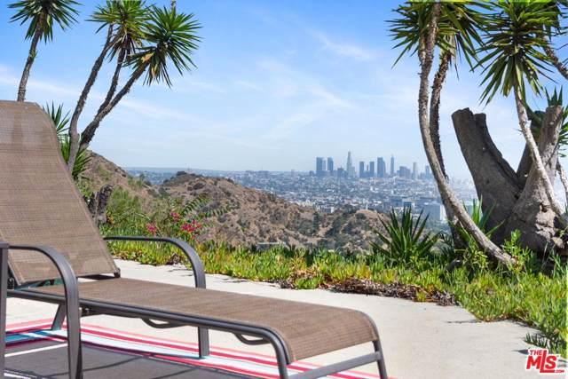 6851 Sunny Cove, Los Angeles (City), CA 90068 (#20547866) :: Randy Plaice and Associates