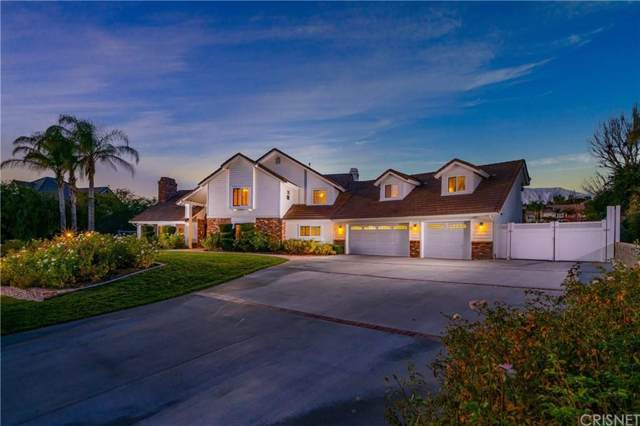 15323 Saddleback Road, Canyon Country, CA 91387 (#SR19284477) :: The Agency