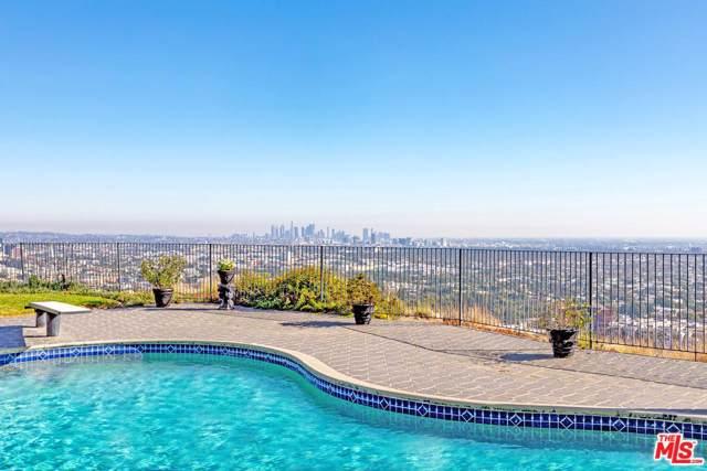 8200 Hillside Avenue, Los Angeles (City), CA 90069 (#20548256) :: Randy Plaice and Associates