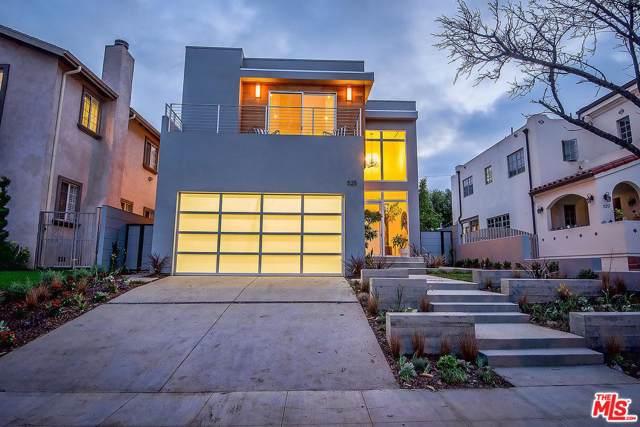 525 N Citrus Avenue, Los Angeles (City), CA 90036 (#20547736) :: The Agency