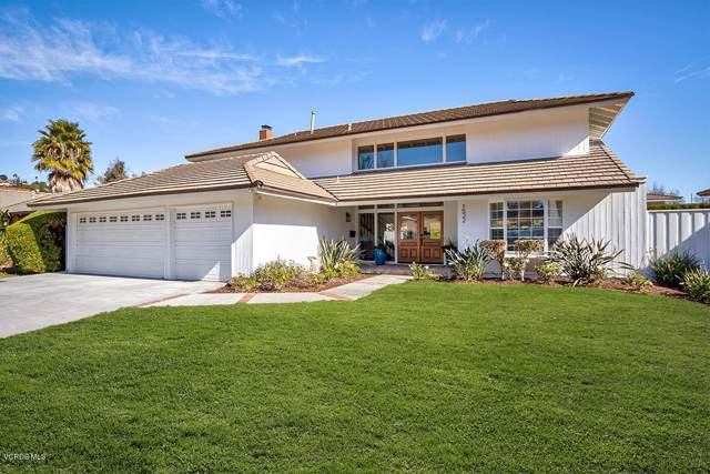 1522 Devonshire Avenue, Westlake Village, CA 91361 (#220001013) :: Randy Plaice and Associates