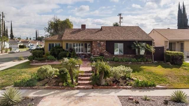 6526 Yolanda Avenue, Reseda, CA 91335 (#SR20019307) :: The Agency