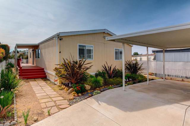 5750 Via Real #289, Carpinteria, CA 93013 (#220001015) :: The Agency