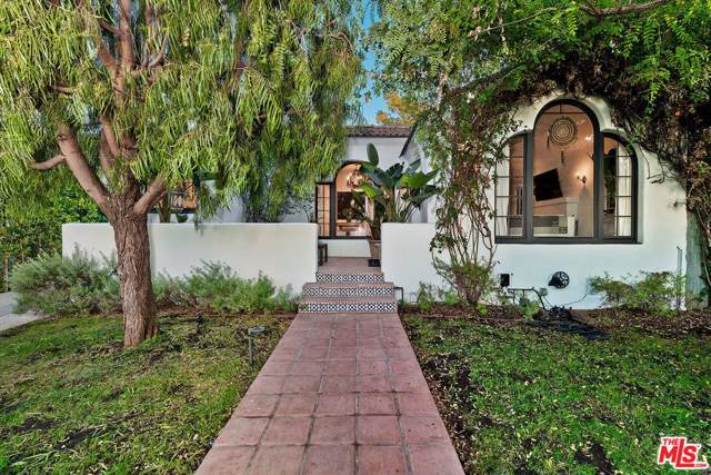 428 N Edinburgh Avenue, Los Angeles (City), CA 90048 (#20548056) :: The Agency
