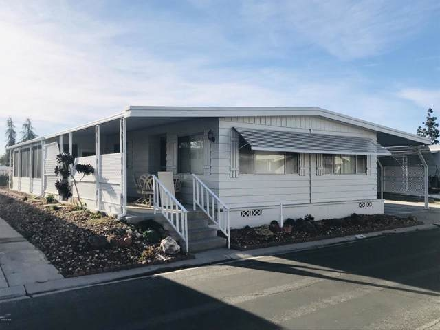 53 Thackery Court, Ventura, CA 93003 (#220001021) :: The Agency
