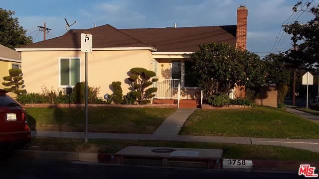 3758 S Muirfield Road, Los Angeles (City), CA 90016 (#20548404) :: The Agency