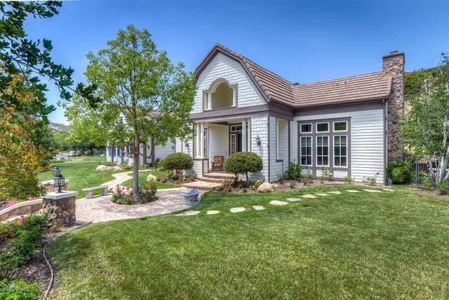 1475 Bridgegate Street, Westlake Village, CA 91361 (#220001025) :: Randy Plaice and Associates