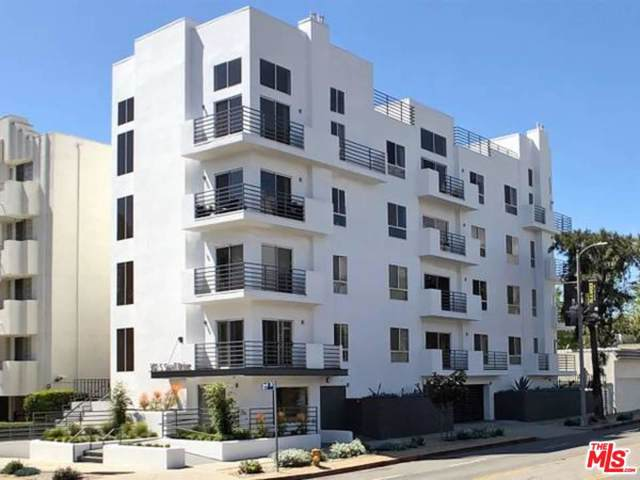 301 S Swall Drive #203, Los Angeles (City), CA 90048 (#20548418) :: The Agency