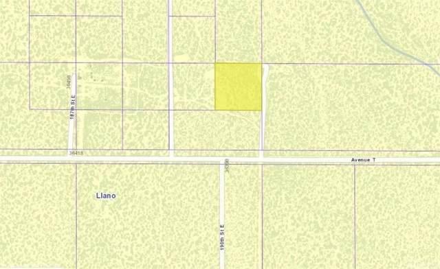 19000 Vac/Vic 190 Ste/Ave S14, Palmdale, CA 93591 (#SR20019790) :: The Agency