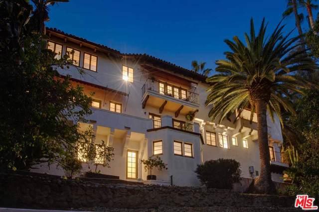 2318 Hollyridge Drive, Los Angeles (City), CA 90068 (MLS #20548442) :: Hacienda Agency Inc