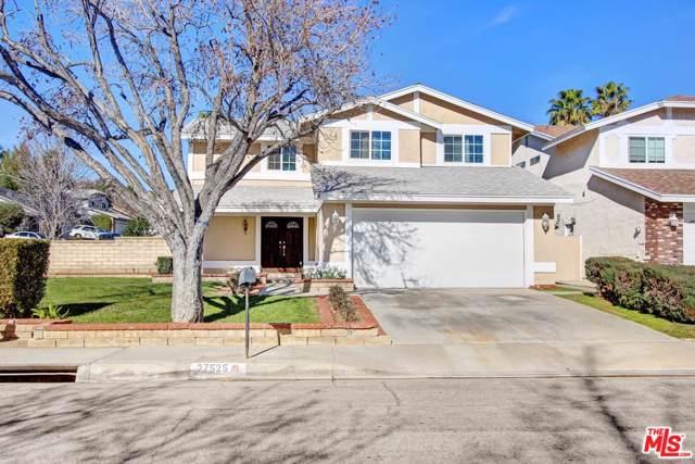 27525 Hyssop Lane, Saugus, CA 91350 (MLS #20546656) :: Hacienda Agency Inc