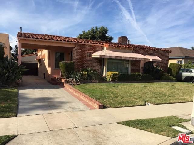 3887 Welland Avenue, Los Angeles (City), CA 90008 (#20548408) :: The Agency