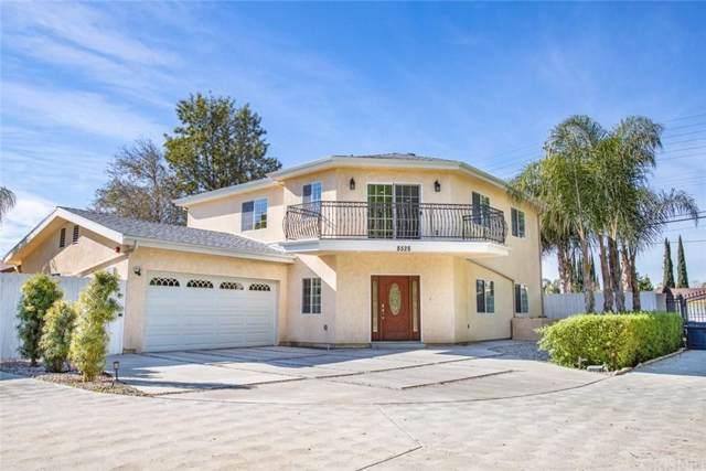 8528 Vanalden Avenue, Northridge, CA 91324 (#SR20019569) :: The Agency