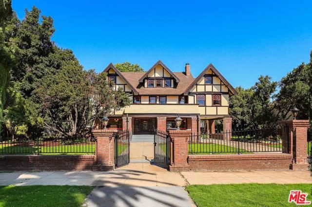 1818 S Victoria Avenue, Los Angeles (City), CA 90019 (MLS #20548444) :: The John Jay Group - Bennion Deville Homes