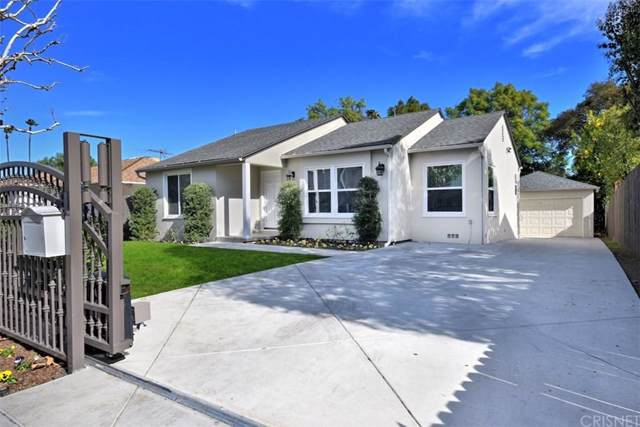 5126 Balboa Boulevard, Encino, CA 91316 (#SR20019536) :: The Agency