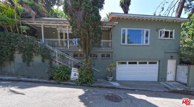 2145 Fairfield Avenue, Los Angeles (City), CA 90068 (MLS #20547922) :: The Sandi Phillips Team