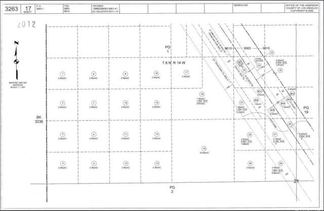 13500 Vac/Vic Avenue D4/135 Stw, Antelope Acres, CA 93536 (#SR20020326) :: The Parsons Team