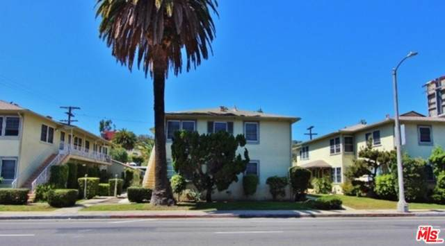 8517 Pershing Dr, Playa Del Rey, CA 90293 (MLS #20-549144) :: The Sandi Phillips Team