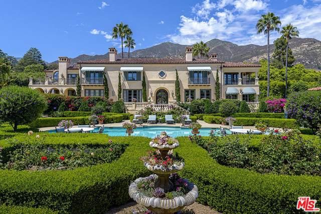 743 San Ysidro Road, Santa Barbara, CA 93108 (#20548422) :: Lydia Gable Realty Group