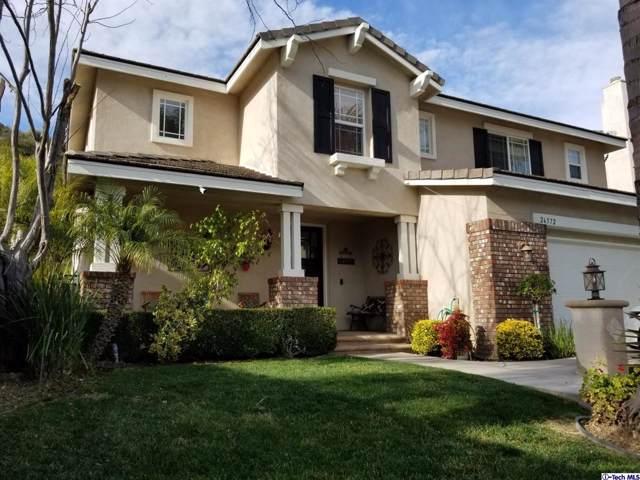 26572 Shakespeare Lane, Stevenson Ranch, CA 91381 (#320000375) :: Randy Plaice and Associates