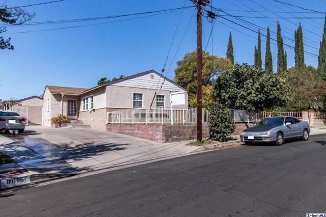 8619 Bluffdale Drive, Sun Valley, CA 91352 (#319004968) :: Randy Plaice and Associates