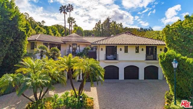 14046 Aubrey Rd, Beverly Hills, CA 90210 (MLS #20-548992) :: The John Jay Group - Bennion Deville Homes