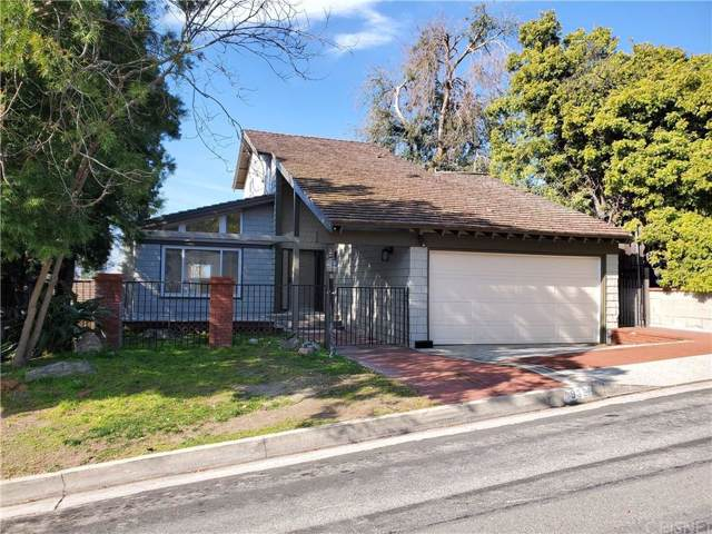 4939 Glenwood Avenue, La Crescenta, CA 91214 (#SR20016666) :: The Pratt Group
