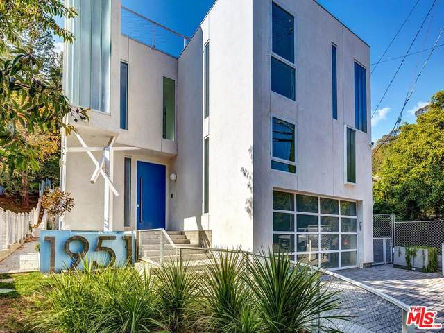 1951 N Beverly Glen Blvd, Los Angeles, CA 90077 (MLS #20-548824) :: The Sandi Phillips Team