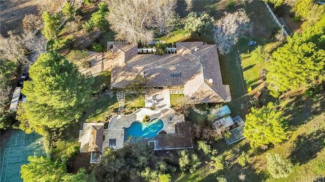 28660 Wagon Road, Agoura Hills, CA 91301 (#SR20024142) :: SG Associates