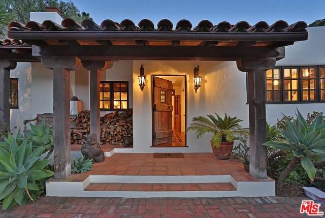 549 Hot Springs Road, Santa Barbara, CA 93108 (#20550586) :: Lydia Gable Realty Group