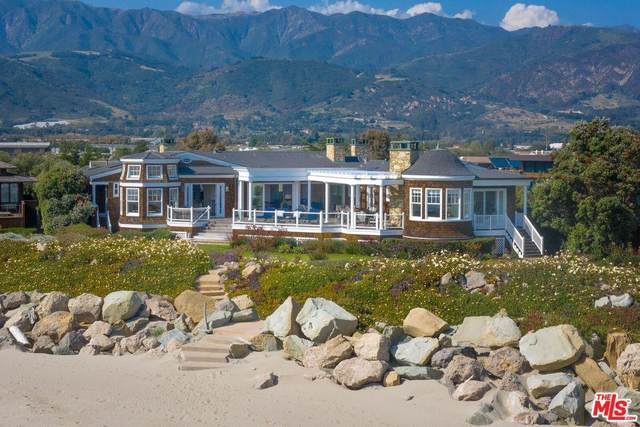 821 Sand Point Rd, Carpinteria, CA 93013 (#20-550544) :: Compass