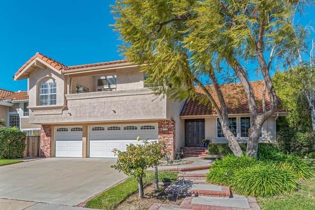 3367 Montagne Way, Thousand Oaks, CA 91362 (#220001305) :: Randy Plaice and Associates
