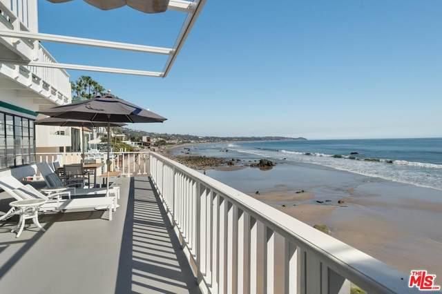 31500 Victoria Point Rd, Malibu, CA 90265 (MLS #20-550974) :: Zwemmer Realty Group