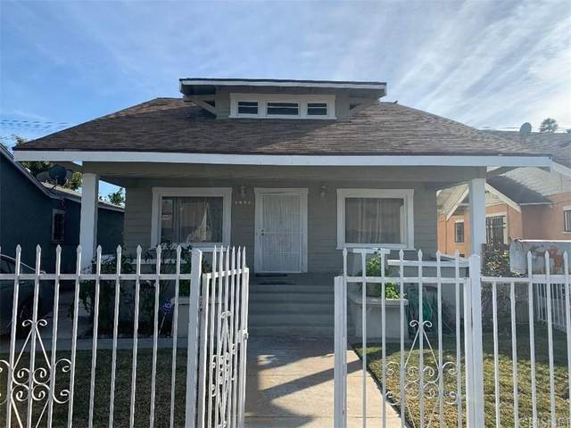 1624 W 55TH Street, Los Angeles (City), CA 90062 (#SR20026301) :: Lydia Gable Realty Group