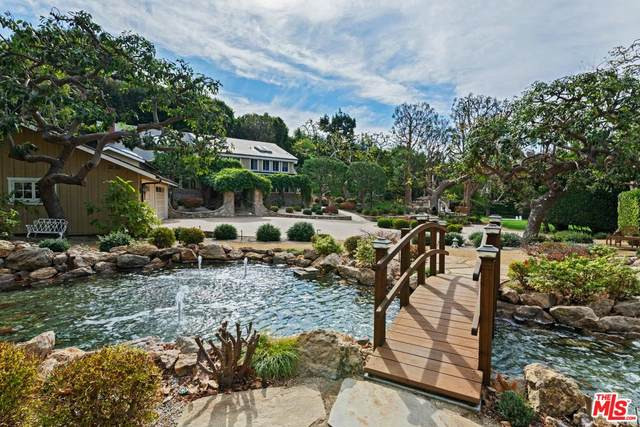6334 Bonsall Drive, Malibu, CA 90265 (#20551146) :: Pacific Playa Realty