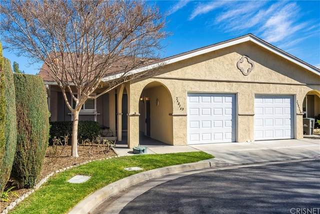 26836 Avenue Of The Oaks D, Newhall, CA 91321 (#SR20026457) :: Lydia Gable Realty Group