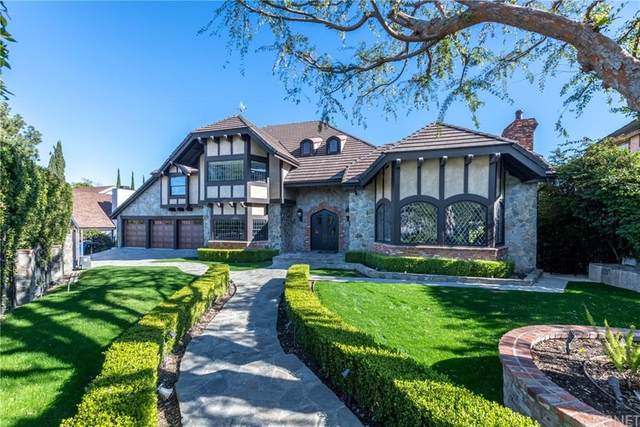 17069 Oak View Drive, Encino, CA 91436 (#SR20026324) :: Randy Plaice and Associates