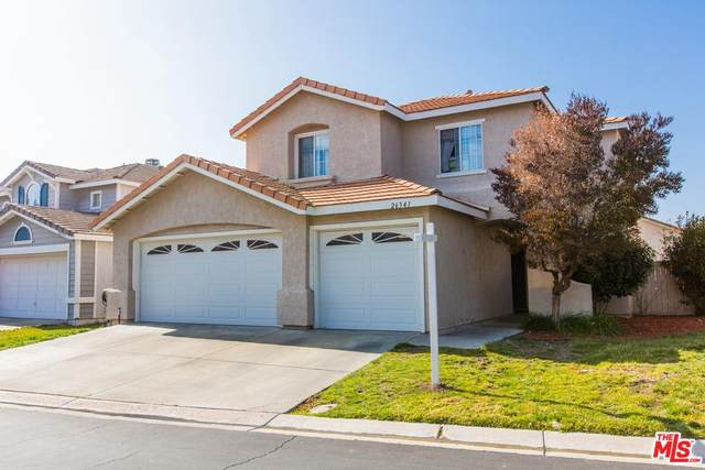 26541 Dove Court, Canyon Country, CA 91351 (#20549488) :: TruLine Realty