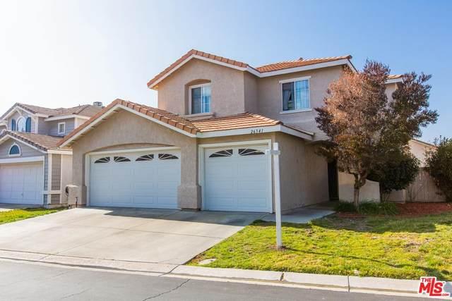 26541 Dove Ct, Canyon Country, CA 91351 (#20-549488) :: Randy Plaice and Associates