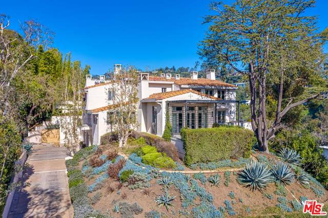 1235 Tower Rd, Beverly Hills, CA 90210 (MLS #20-551358) :: The John Jay Group - Bennion Deville Homes