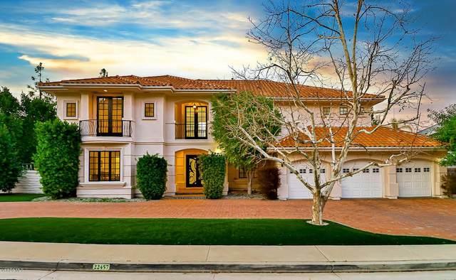 22457 N Summit Ridge Circle, Chatsworth, CA 91311 (#220001388) :: Randy Plaice and Associates